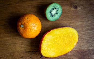 Welches Obst esse ich im Winter?