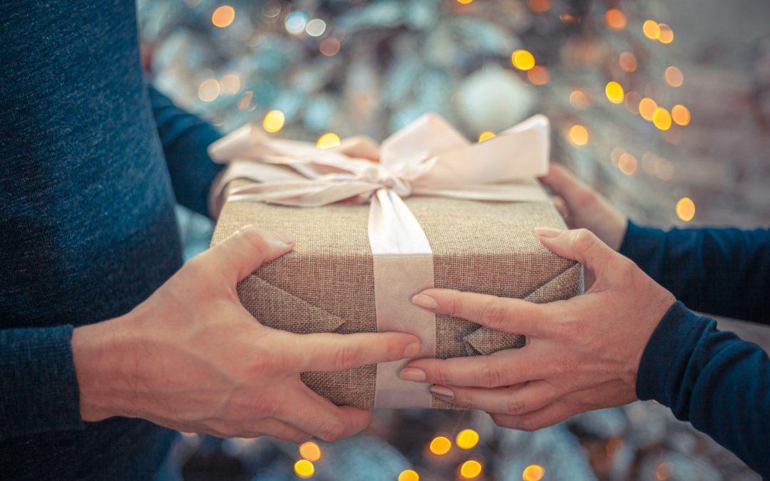 Geschenke nachhaltiger verpacken